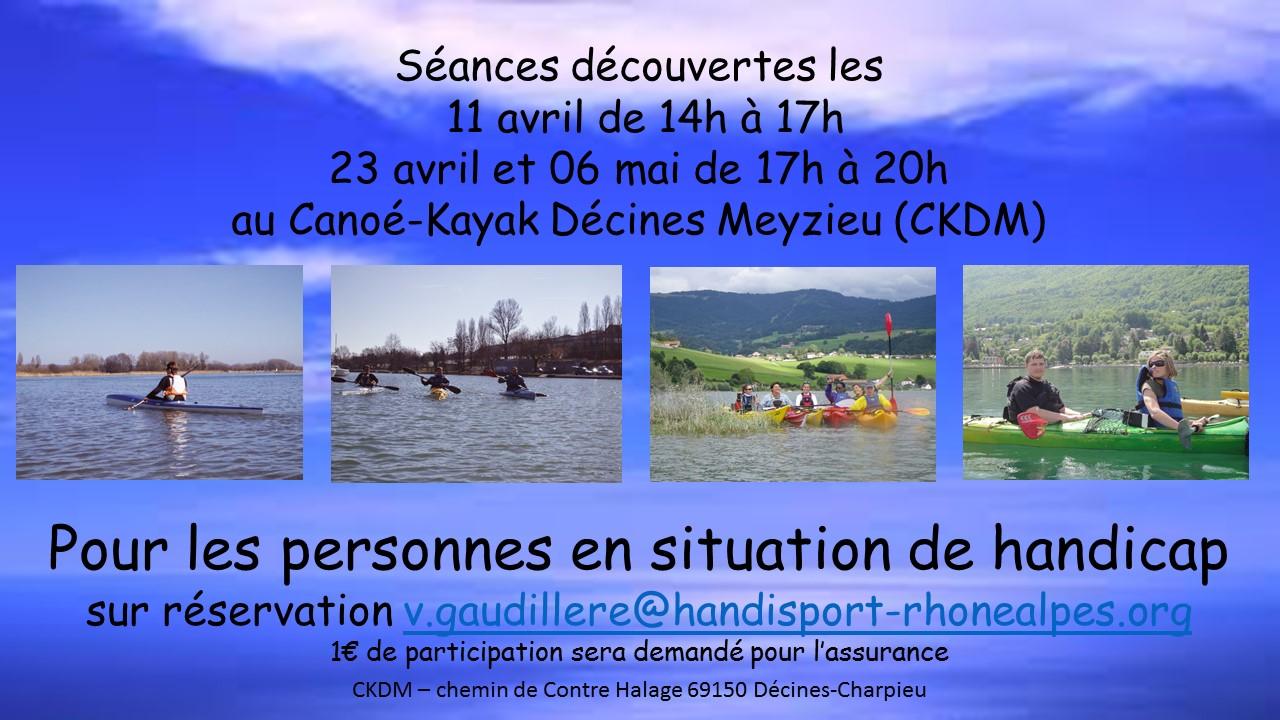 Affiche Journées découvertes CKDM